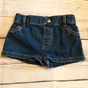 Okie Dokie Girls Jean Shorts